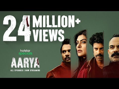 Hotstar Specials Presents Aarya | Official Trailer | Ram Madhvani | Sushmita Sen