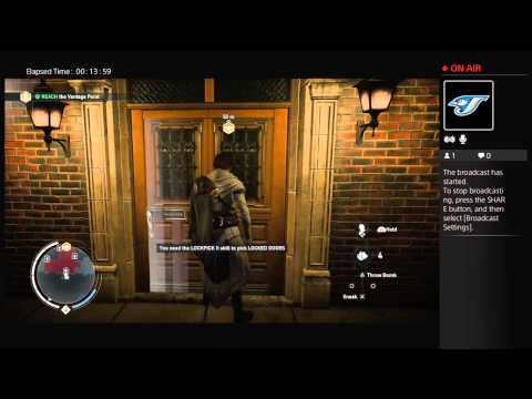 most-ghost's Live PS4 Broadcast