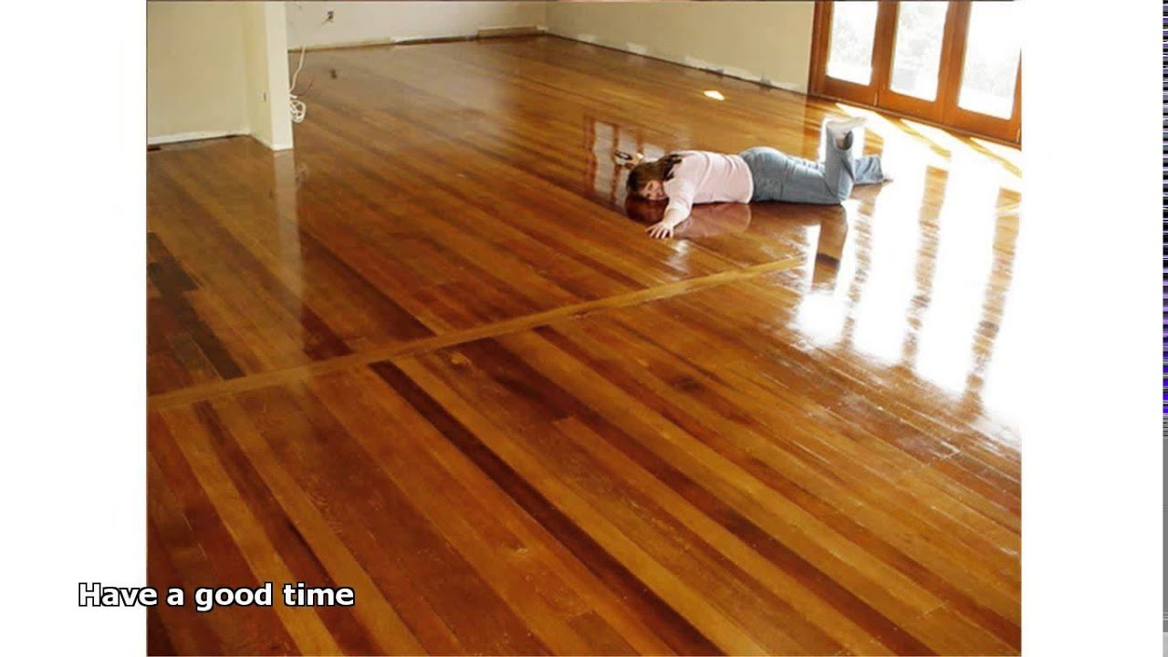 How To Redo Hardwood Floors