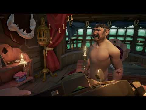 Sea of thieves - A pressing order from the pitiful Mr. Bradshaw - Merchant Alliance Voyage