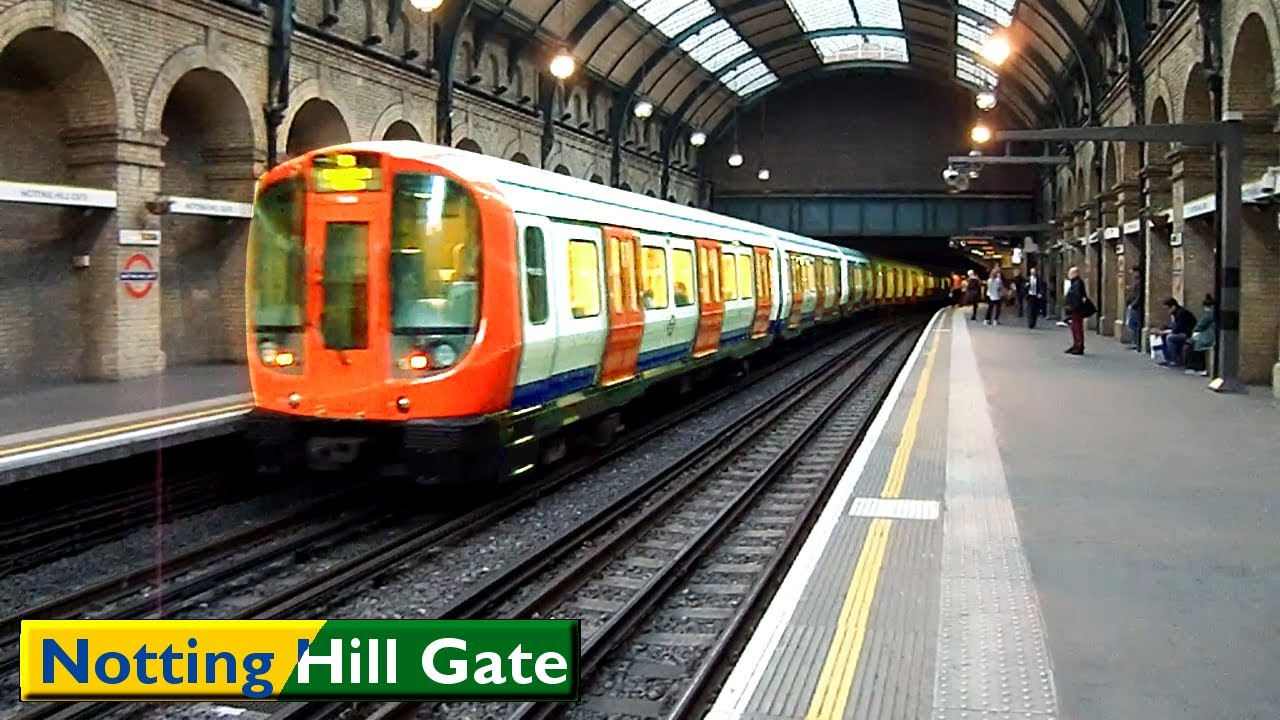 Notting Hill Gate | Circle - District lines : London ...