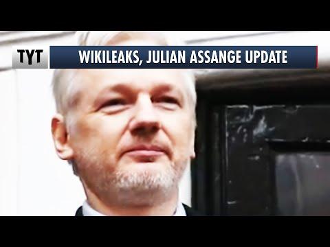 Julian Assange's Surprising New Defender