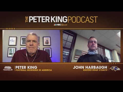 How Ravens' John Harbaugh is adjusting training camp for 2020 | Peter King Podcast | NBC Sports