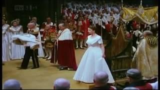 Coronation of Elizabeth II : 'The Holy Anointing'