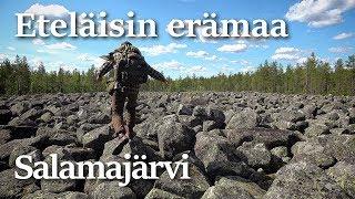 Kolme päivää Salamajärven kansallispuistossa