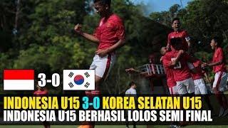 TIMNAS INDONESIA VS KOREA SELATAN