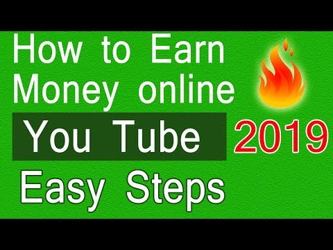 Earn Money From Youtube: follow step by step (learn in Hindi)