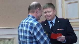 День ветерана МВД и ВВ в УМВД России по Ивановской области