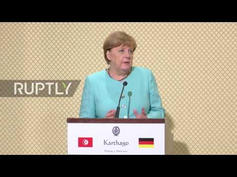 Tunisia: Germany and Tunisia reach immigration deal during Merkel state visit