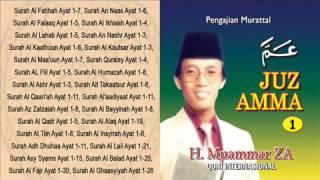 H Muammar ZA   Juz Amma Vol 1 Full ( SubhaNAllah')