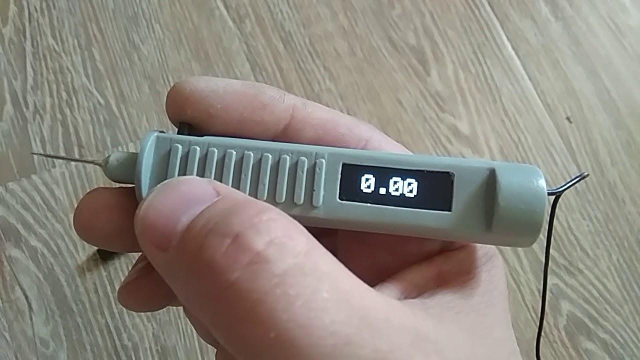 Контролька автоэлектрика с осциллографом.