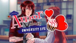 Amor Doce University Life - Episódio 5 [Castiel, Alexy e Morgan]