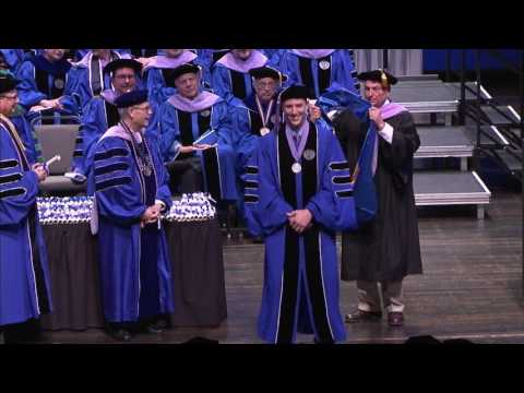 2017 UB School of Dental Medicine Commencement, Part 2 of 2