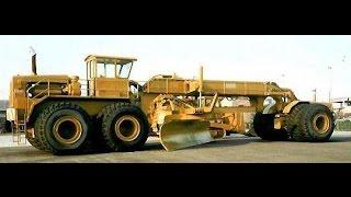 Машини монстри Грейдер CAT 24H