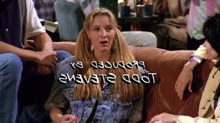 """Самая первая шутка Сериала [""""Друзья"""" - """"Friends""""]"""