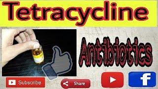 Tetracycline_mechanism of action||pharmacology_antibiotics#Ep-12/15112018