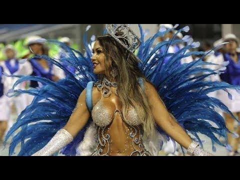 SAMBA Lo mejor del carnaval de Río de Janeiro en sambodromo Márquez de sapucai 2018