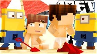 Minecraft Baby Daycare - BABY MINIONS?! (Minecraft Roleplay) #3