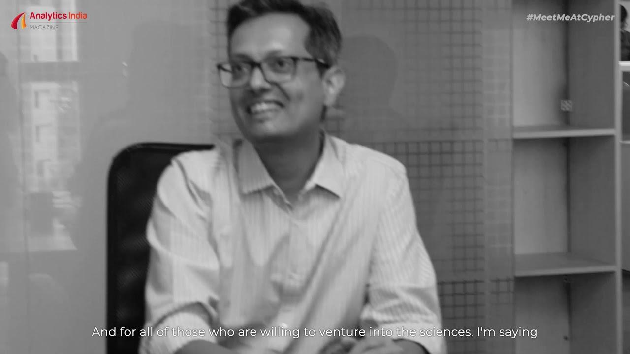 #MeetMeAtCypher | Sandeep Mittal - Get Inspiration & learn