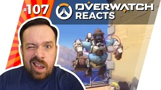 Reaction: Overwatch WTF/Funny/EPIC Moments! Ep. #30