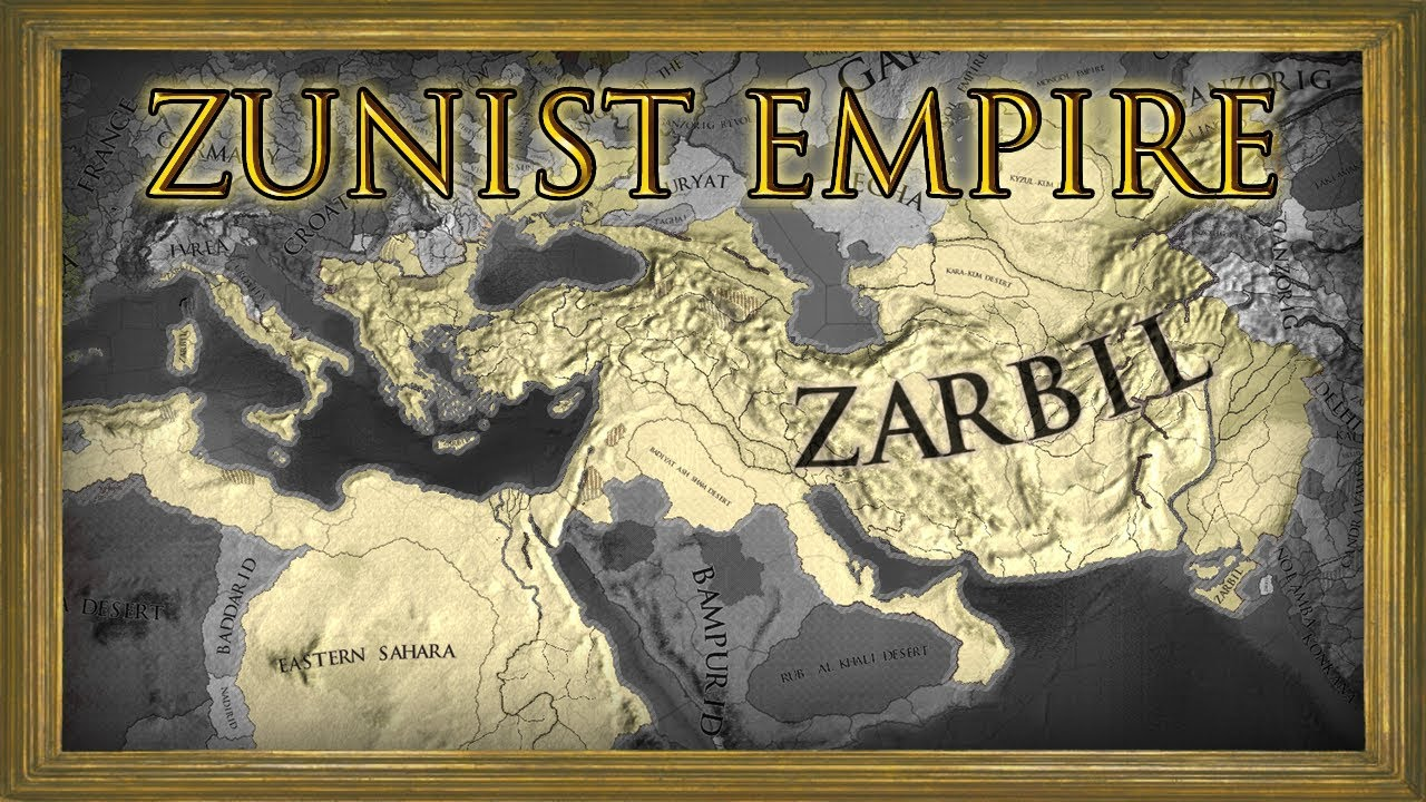 CK2 Ironman - 769 to 1453 Campaign - Afghan Zunist Empire