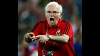 умер знаменитый футбольный тренер Луис Арагонес