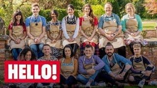 Great British Bake Off 2019: Meet The Contestants| Hello