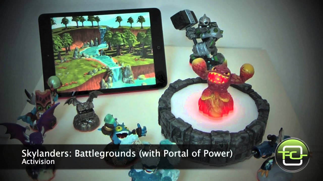 ipad portal of power