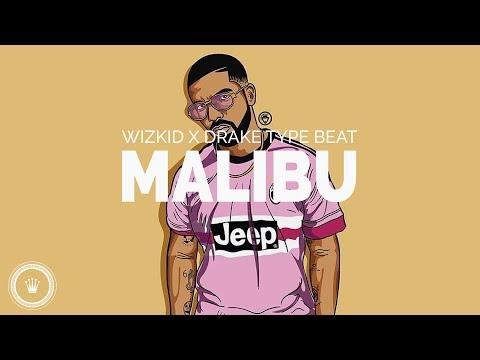 Wizkid x Drake Type Beat - Malibu (Dancehall x Afrobeat Instumental)