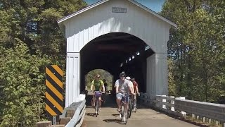 Grant's Getaways:  Cottage Grove Scenic Bikeway