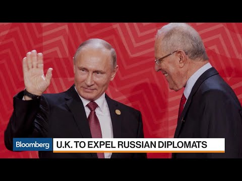 Ex-Spy Poisoning Approved by Putin, Carpenter Says