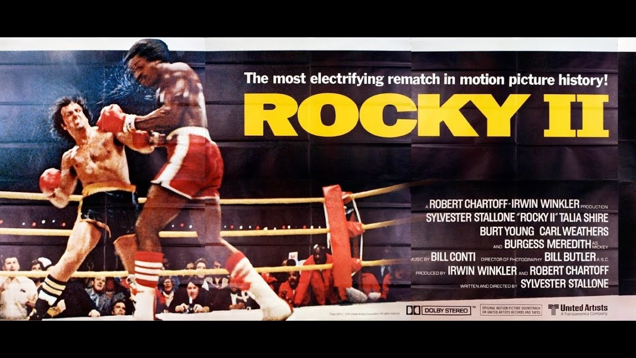 Rocky II(1979) Movie Review - YouTube