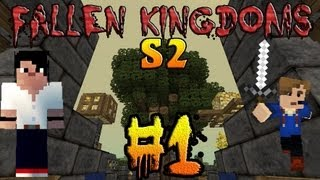 [FK/Para] Fallen Kingdoms saison 2 - Episode 1 - Effet papillon - Team Saucisson