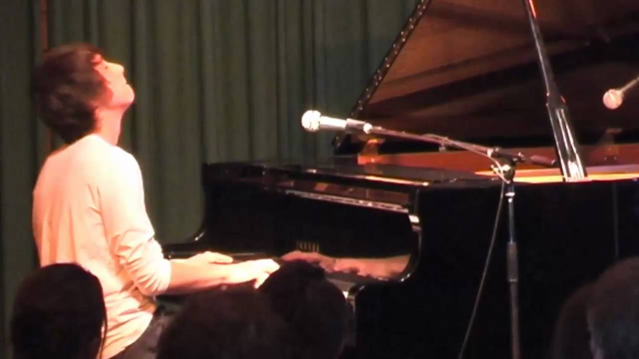 Hard Stage Blues - Luca Sestak Piano Solo (LIVE)
