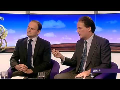 Douglas Carswell on the rising threat of UKIP to LibLabCon