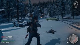 DAYS GONE wtf its a horde !!!