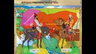 Государства Золотая Орда, Ак Орда, Могулистан