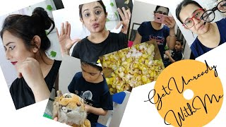 Get Unready With Me / Chit- Chat Video / SWATI BHAMBRA