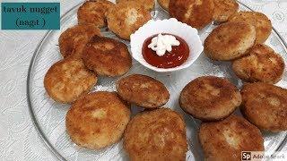 Tavuk Nagıt (Nugget) Tarifi - Hülya Ketenci - Yemek Tarifleri