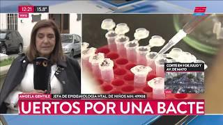 5 muertos por la bacteria estreptococo