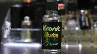 Kronic juice video clip