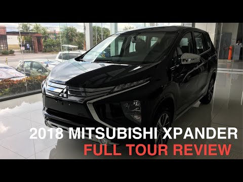 ALL NEW 2018 MITSUBISHI XPANDER FULL TOUR REVIEW