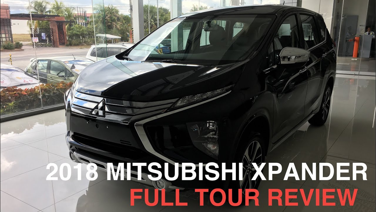 2018 Mitsubishi Xpander Gls 1 5 Full Tour Review Youtube