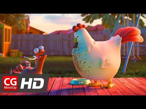 "CGI Animated Short Film HD ""The Daily Dweebs"" by BlenderStudio   CGMeetup"