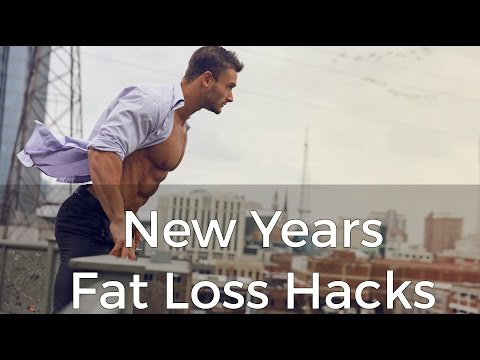Burn Fat Over New Years: 3 Easy Ways- Thomas DeLauer