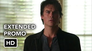"""The Vampire Diaries 8x08 Extended Promo """"We Have History Together"""" (HD) Season 8 Episode 8 Promo"""