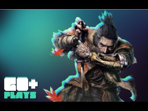 First Look at Sekiro Shadows Die Twice - Demon of Hatred Boss Fight