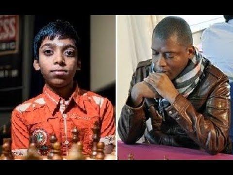 Chess Game by Praggnanandhaa