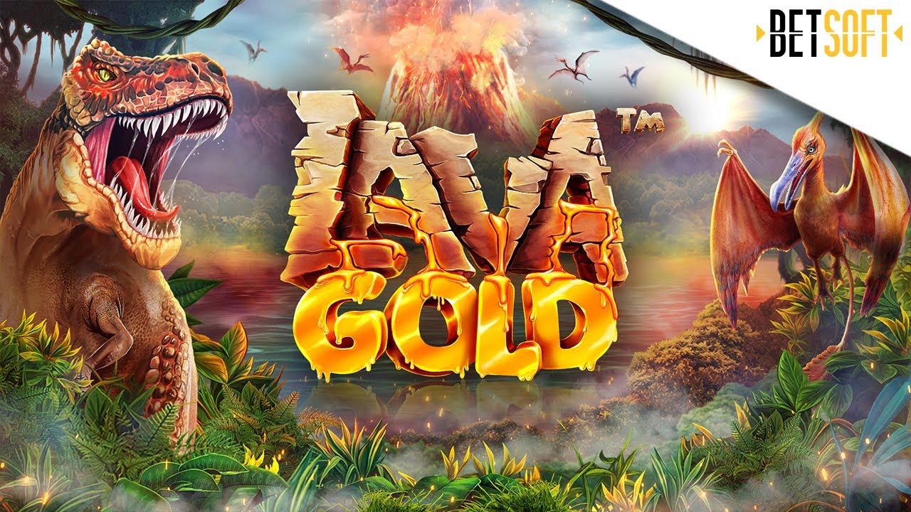 Lava Gold  Slot Play Free ▷ RTP 96% & Low Volatility video preview