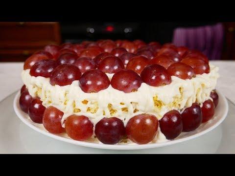 Новогодний закусочный торт ТИФФАНИ, цыганка готовит. Gipsy Cuisine.